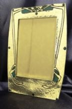 Pewter Detailed Photo Frame